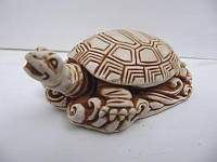 Черепаха (Статуэтки Мраморная крошка)