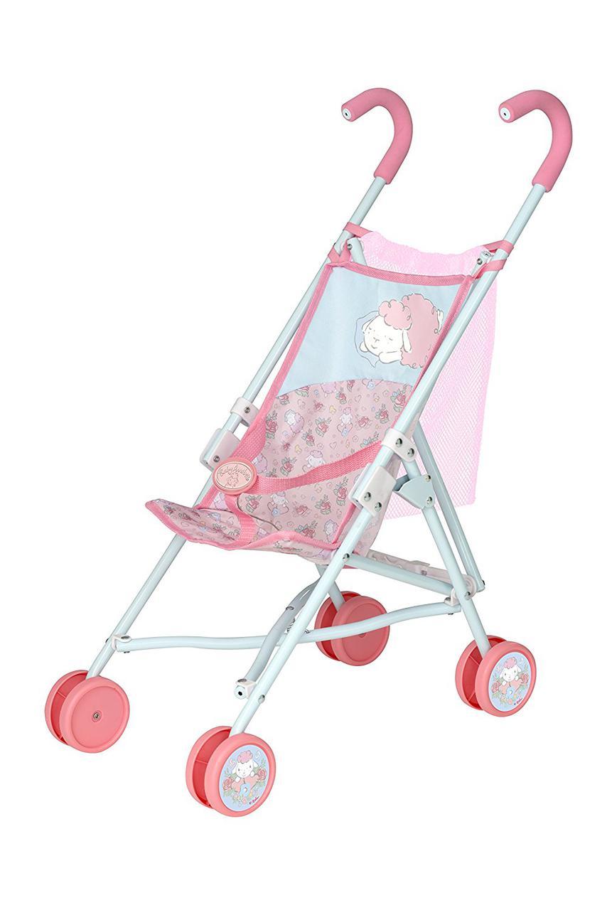 Коляска куклы Беби Борн трость с сеткой Baby Born Zapf Creation 700464