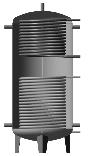 Теплоаккумулятор для отопления ЕА-11-1500 KHT Куйдич, фото 1
