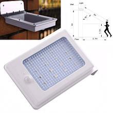 Уличный LED фонарь светильник на солнечной батарее 1000мАч