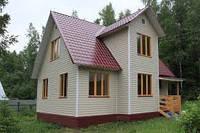 Строим дома для комфортного проживания Зимой и Летом