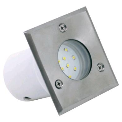 Тротуарный светодиодный светильник INCI белый/синий