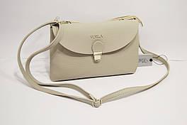 Маленькая светло-серая сумка Voila