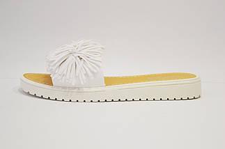 Жіночі білі капці Sopra 41 р 25,5 см, фото 2