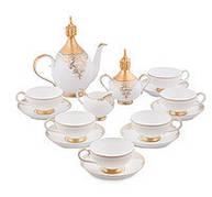 Чайные сервизы Pavone (итальянский фарфор)