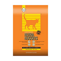 Nutra Nuggets Professional (Нутра Наггетс) для котят и активных кошек (10 кг) оранжевая