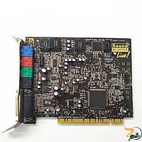 Звукова карта Creative Sound Blaster Audigy CT4670 PCI Sound, б/в