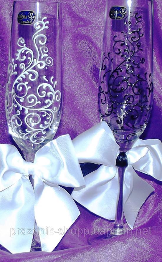 Свадебные бокалы BV14