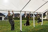 Намет Намет Садова з вікнами SUMMER PVC 530 г/м 4 x 8m, фото 4