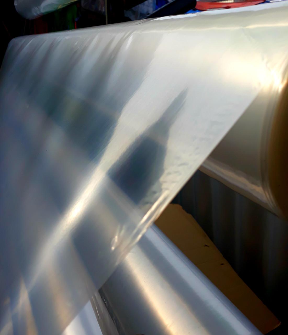 Пленка парниковая на метраж, 200 мкм, 3м ширина, белая (прозрачная).
