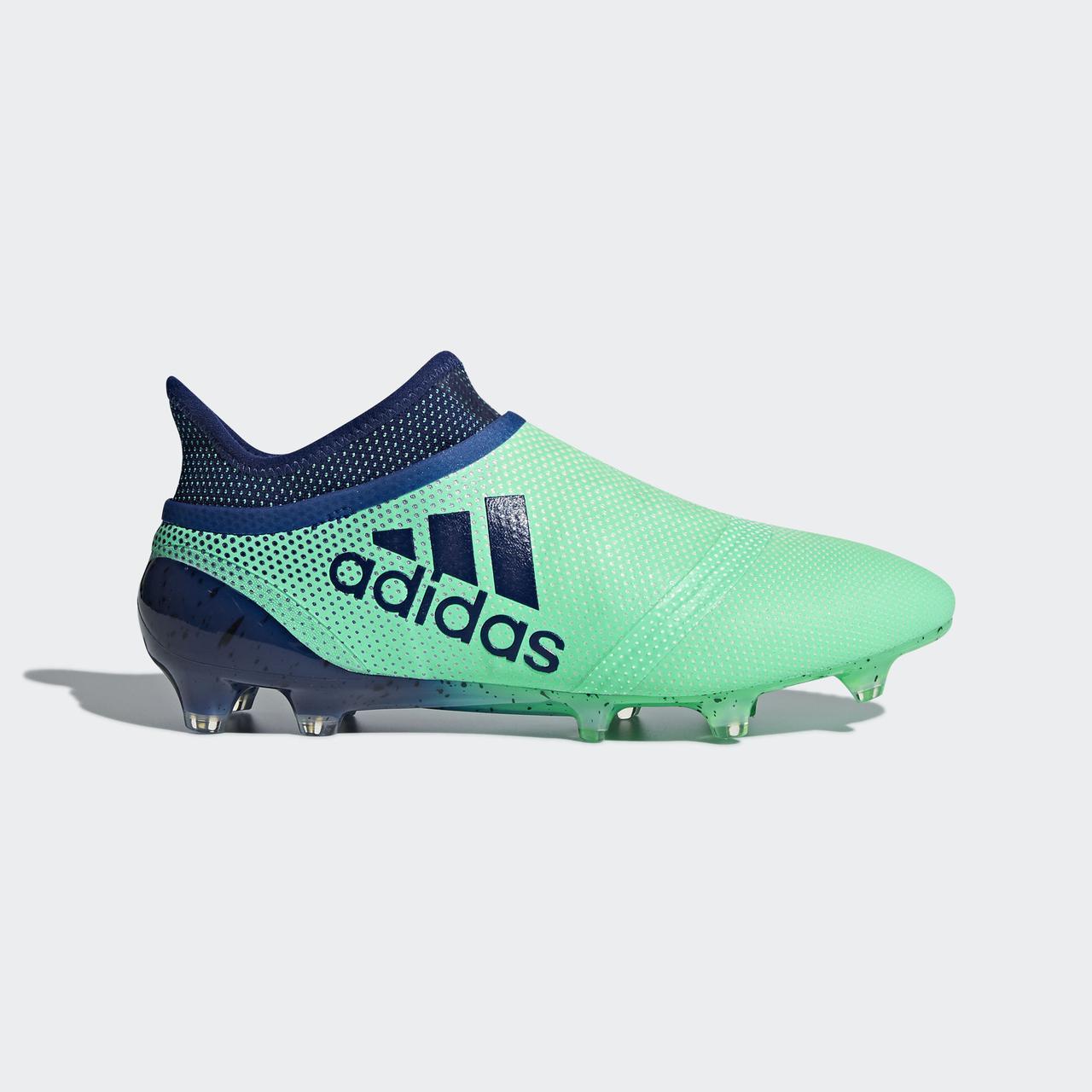 Футбольные бутсы Adidas Performance X 17+ Purespeed FG (Артикул  CM7713) a9ff247358f