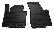 Гумові передні килимки в салон Volkswagen Passat B7 USA 2010-2015 (STINGRAY)