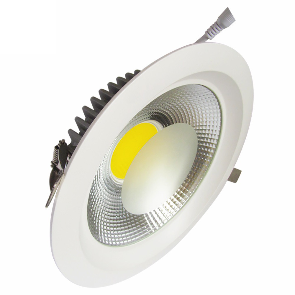Светодиодный светильник Downlight LED COB DLQ2030R 30w 4100K 220v