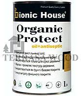 Грунтовка-антисептик на основе льняного масла 1 литр