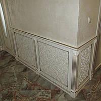 Декор стен деревом (деревянные стеновые панели), фото 1