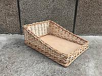 Короб-лоток плетеный 30х40 с высотой 15х5