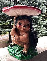 Ландшафтная фигура: ёж под грибом, фото 1