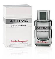 (ОАЭ) Salvatore Ferragamo / Сальваторе Феррагамо  - Attimo pour Homme (100мл.) Мужские