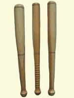 Бита средняя 60 см (Деревянные Биты)