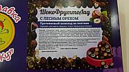"""Без углеводные конфеты """"ШокоФруттоЛад с лесным орехом""""  200 г, фото 2"""