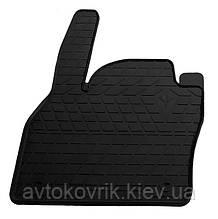 Резиновый водительский коврик в салон Seat Arona 2017- (STINGRAY)