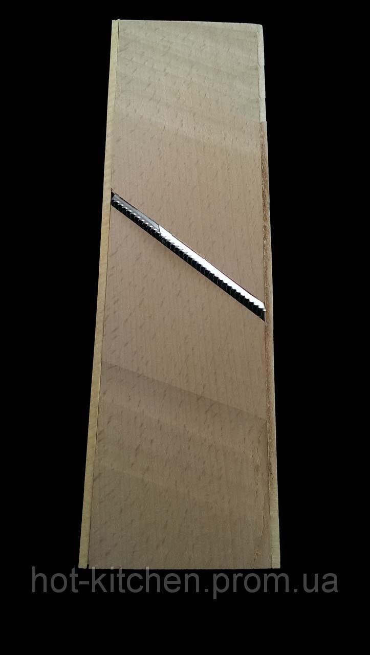 Терка деревянная(Корейка)9*30