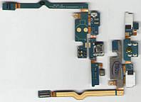 Нижняя плата LG  P765 с usb разъёмом и микрофоном Б.У