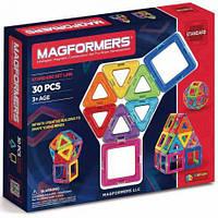 Магнитный конструктор Магформерс радуга на 30 деталей Magformers Rainbow, фото 1