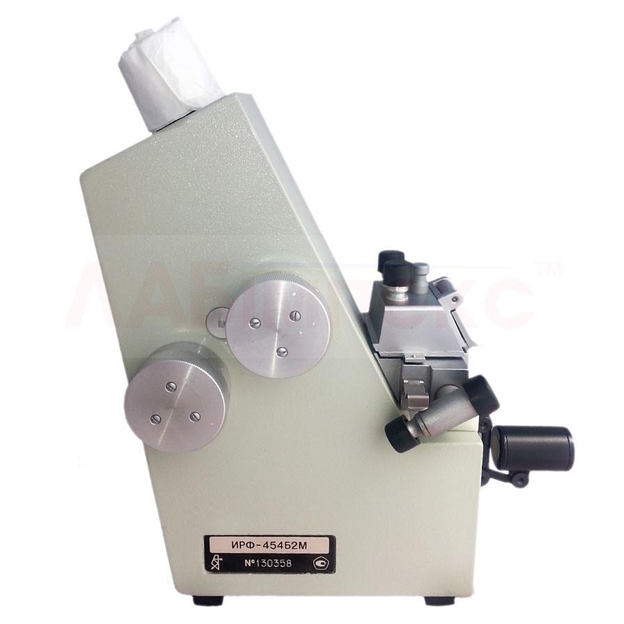 Рефрактометр лабораторный ИРФ - 454 Б2М (Brix, nD)