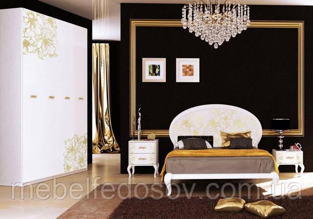Модульная спальня Пиония  (Миро Марк/MiroMark)