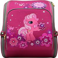 Рюкзак ортопедичний XS, Lovely pony, Dr.Kong DKS003, дитячий рожевий ранець
