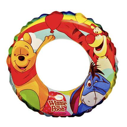 """Дитячий надувний круг Intex 58228 """"Winnie the Pooh"""", 51см, фото 2"""