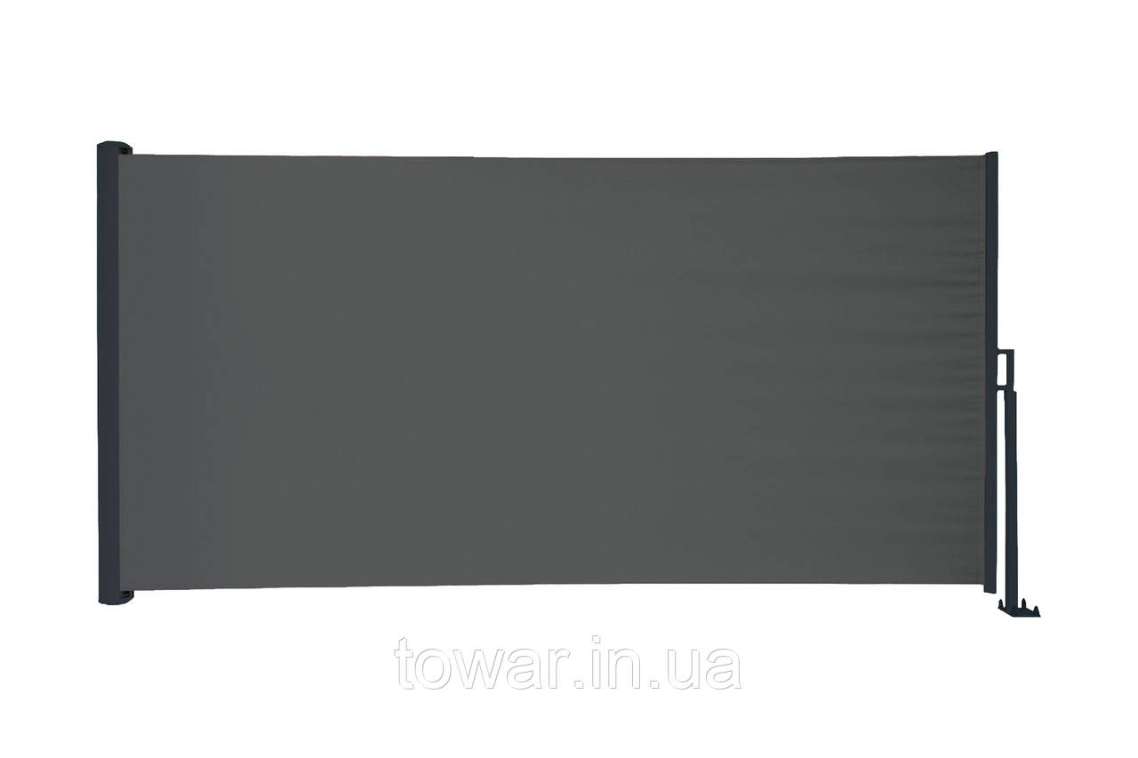 Маркиза боковая для террас 300x160 м BASIC