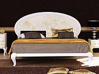 Кровать двуспальная 160 Пиония (Миро Марк/MiroMark)