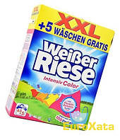 Стиральный порошок Weißer Riese Color Pulver 3.85 kg (Германия)