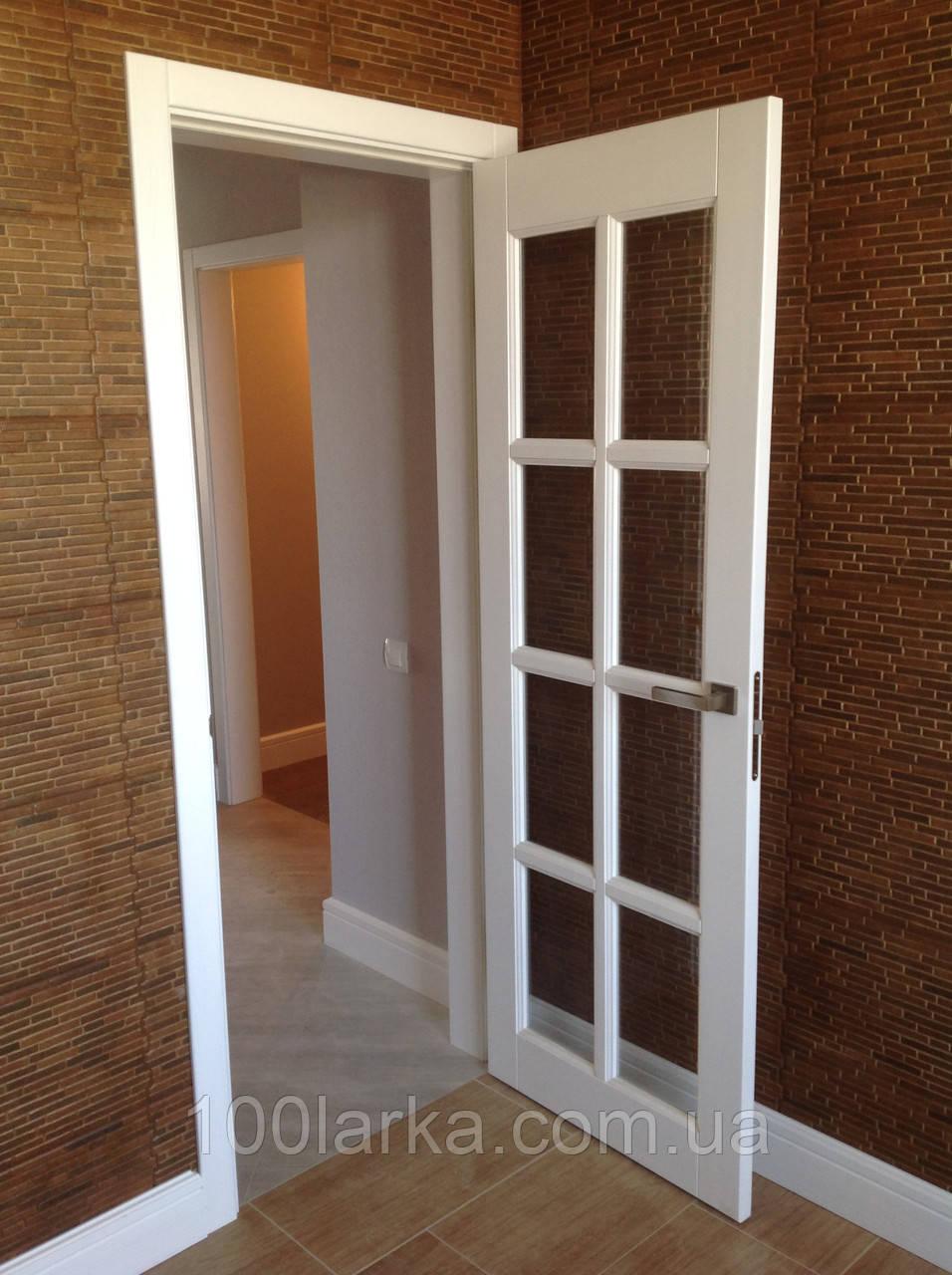 Двери межкомнатные деревянные