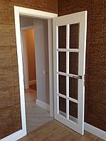 Двері міжкімнатні дерев'яні, фото 1