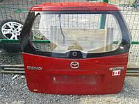 Крышка багажника со стеклом Mazda Premacy 1998-2005г.в. Red
