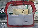 Крышка багажника со стеклом Mazda Premacy 1998-2005г.в. Red, фото 3
