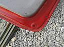 Крышка багажника со стеклом Mazda Premacy 1998-2005г.в. Red, фото 4
