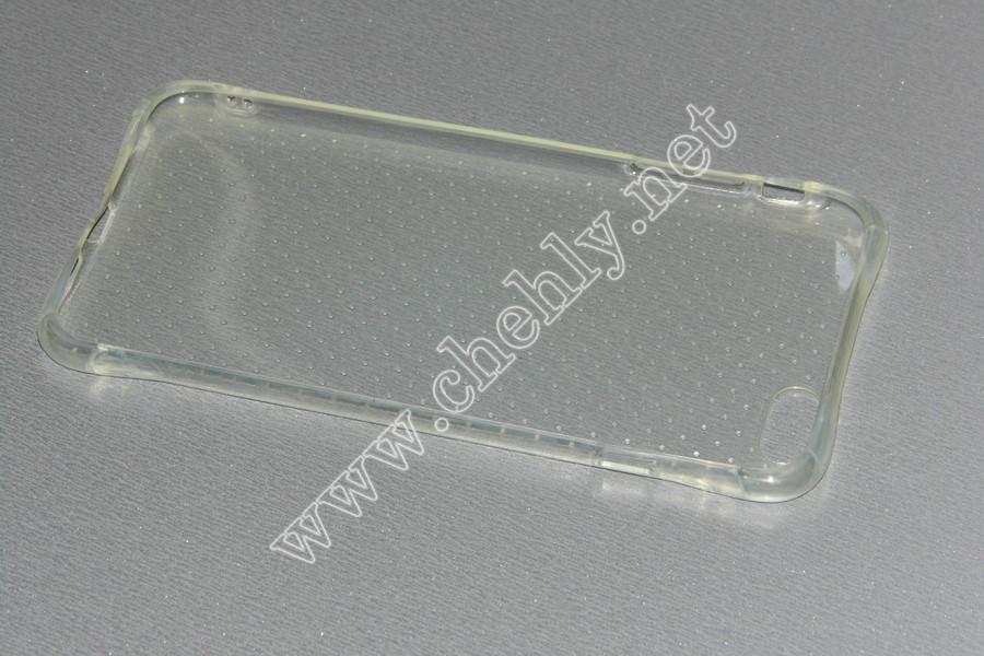 Силиконовый чехол в крапинку iPhone 6 Plus 3