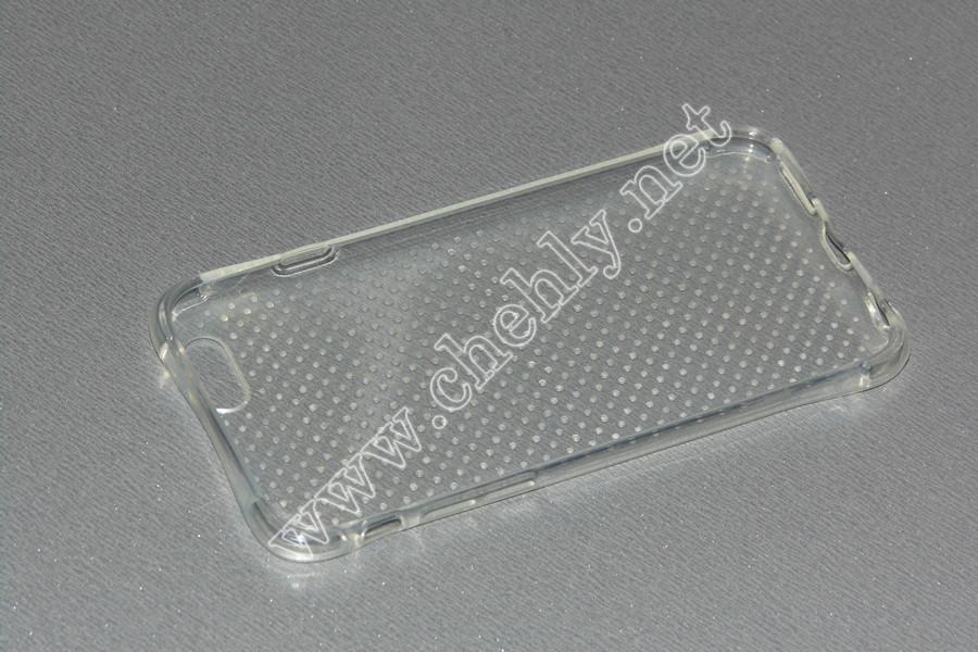 Силиконовый чехол в крапинку iPhone 6/ 6S