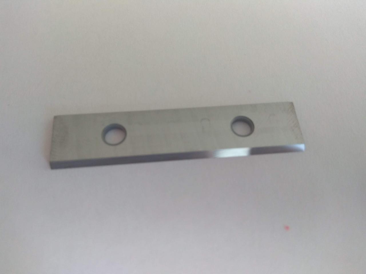 Нож HM 50x12x1.5 T03SMG/ДСП
