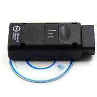 Автосканер для opel / saab op com  v1.95 на чипе pic18f458 opcom