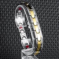 Магнитный браслет, германий и неодим, 412БРМ