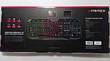 Клавиатура мультимедийная с LED подсветкой FANTECH K10 HUNTER, USB, фото 10