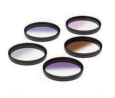 Светофильтры, защитные фильтры для фотоаппаратов.