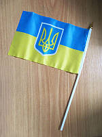 Флажок Украины на палочке (Флаги Украины)