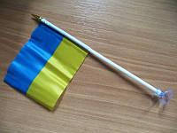 Флажок Украины на присоске (Флаги Украины)