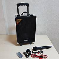 Портативная акустика Q18 FM/Bluetooth/Mic, фото 1